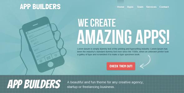 App Builders PSD Corporate