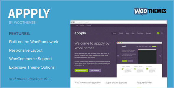 Appply WordPress Corporate