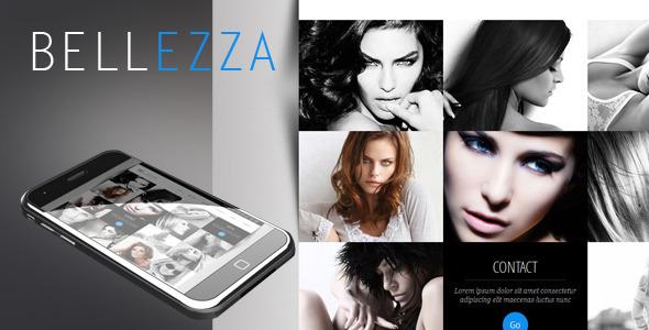 Bellezza - Creative Business HTML Theme Template Creative