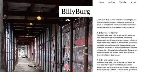 BillyBurg Magazine