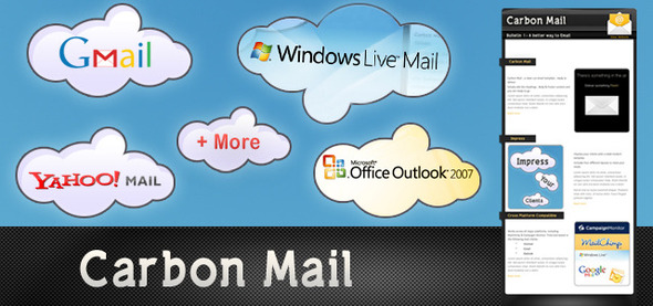 Carbon Mail EmailTemplates Email Template
