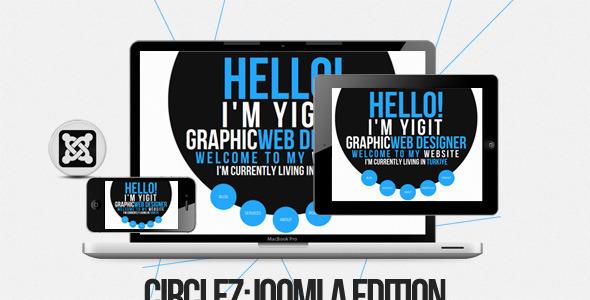CircleZ:Joomla Edition Creative