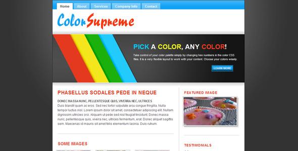 Color Supreme
