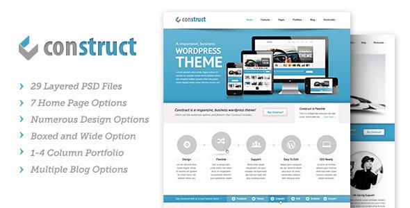 Construct | PSD Creative