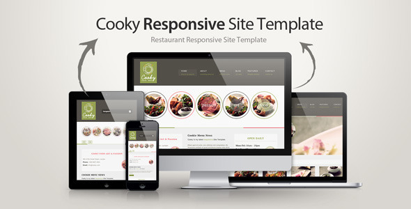 Cooky - Restaurant Responsive Template Entertainment