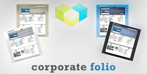 CorporateFolio