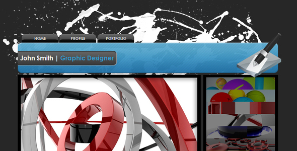 Creative Compact - Graphic Designer