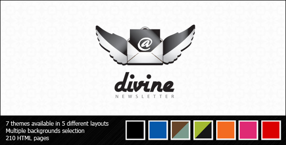 Divine Newsletter - Email Templates EmailTemplates Email Template