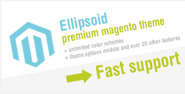 Ellipsoid Magento Theme