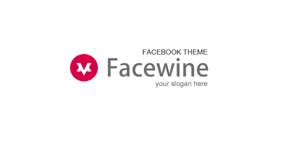 Facewine Facebook Template Corporate