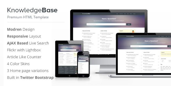 Knowledge Base HTML Template Miscellaneous