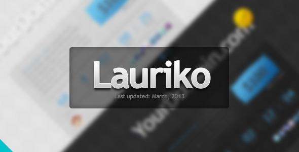 Lauriko Domain Template Miscellaneous Specialty Page