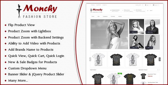 Monchy Fashion Store