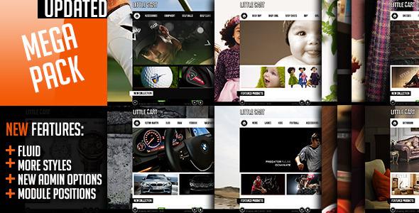Multicart - Premium Mobile Opencart Template