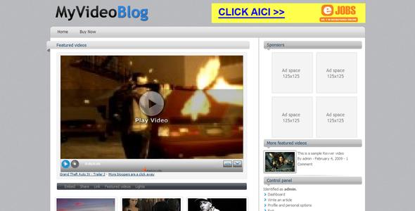 MyVideoBlog