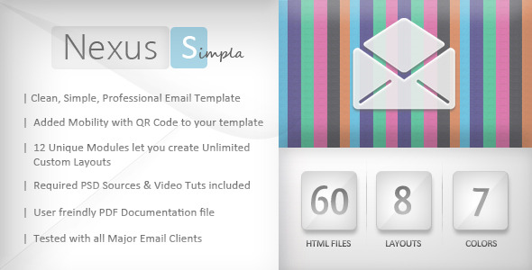 Nexus simpla | Email Template EmailTemplates Email Template