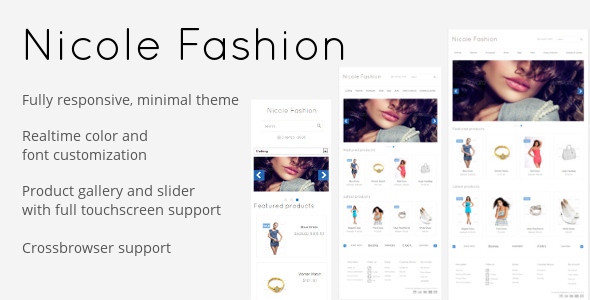 Nicole Fashion OpenCart Fashion