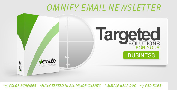 Omnify - Universal Email Newsletter EmailTemplates Email Template