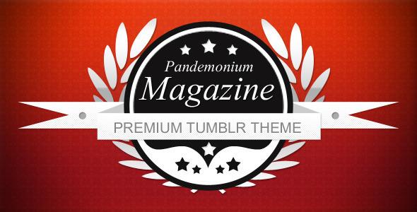 Pandemonium Magazine - Tumblr