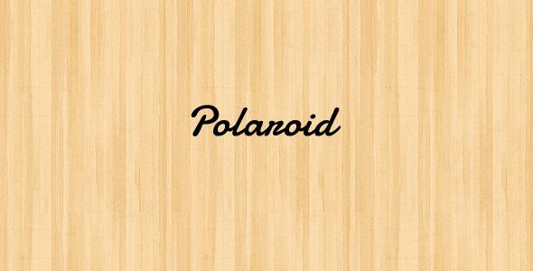 Polaroid Tumblr Theme Tumblr Blogging Fxtheme