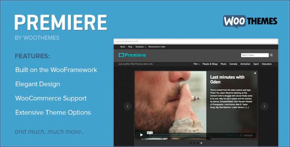 Premiere WordPress Entertainment