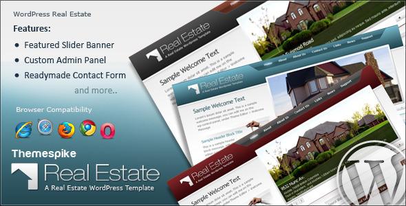 Real Estate Theme