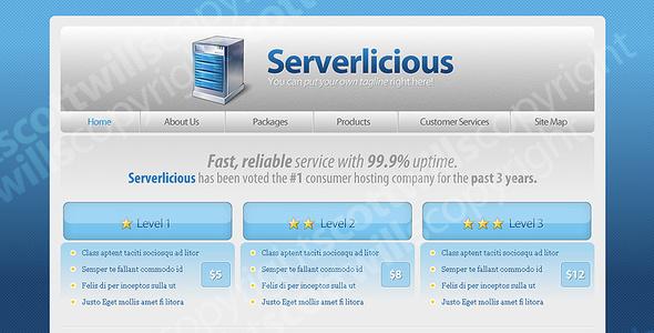 Serverlicious | Web Hosting