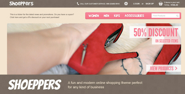 Shoeppers PSD Retail