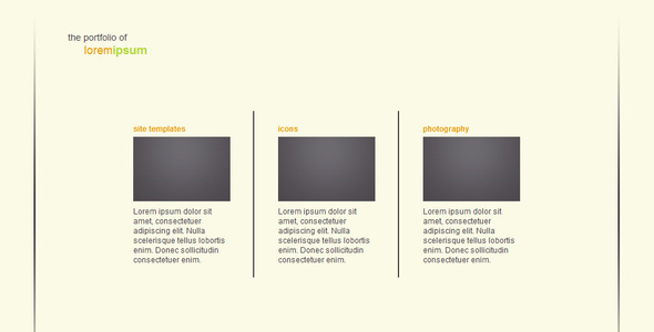 Simple Transitions Portfolio