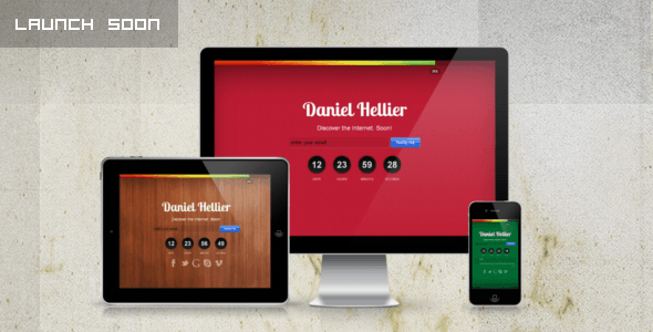 Soon Template Specialty Page