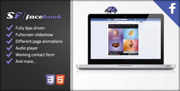 Star Flare Facebook Themplate Template Creative