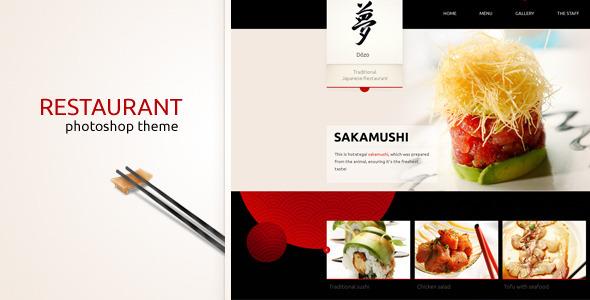 Taste of Japan PSD Retail