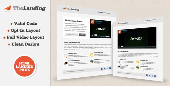 TheLanding Landing Page LandingPages Landing Page