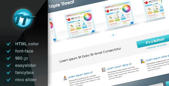 Triple Threat Landing Page LandingPages Landing Page