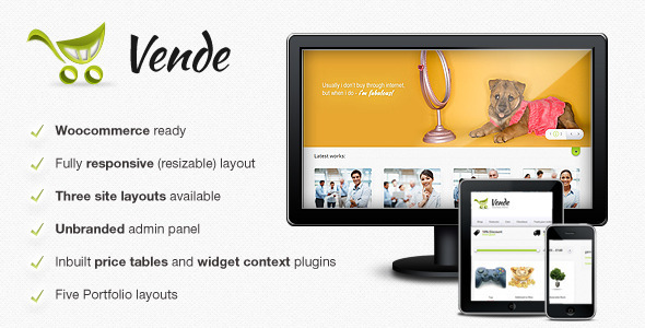 Vende WordPress eCommerce