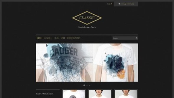 Vexillum - Shopify Theme Fashion