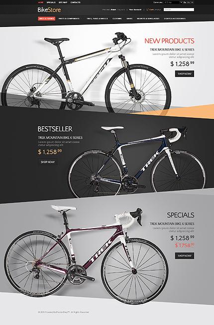 Bike store TMT