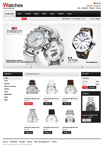 Brilliant Watches TMT