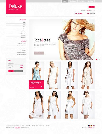 Clothes Online TMT
