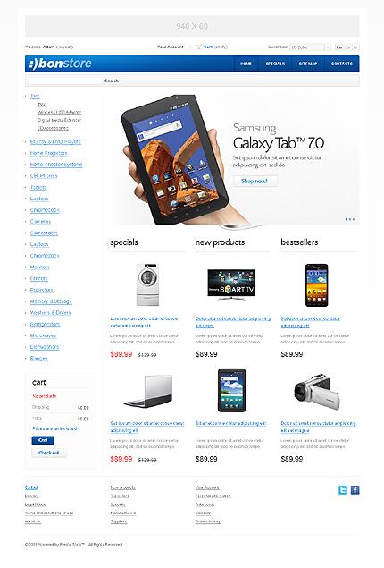 Electronics Online TMT