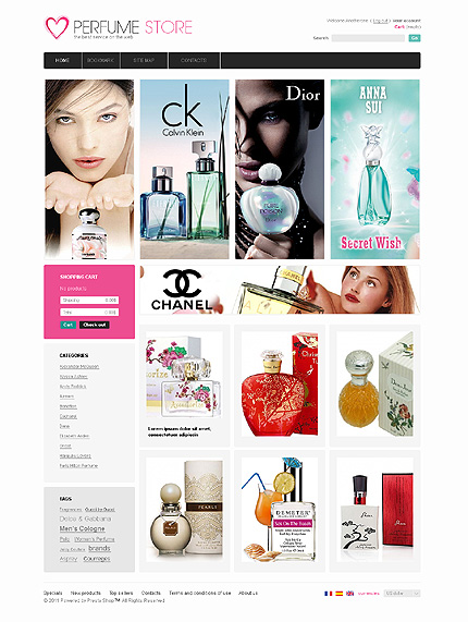 Fragrance & Perfume TMT