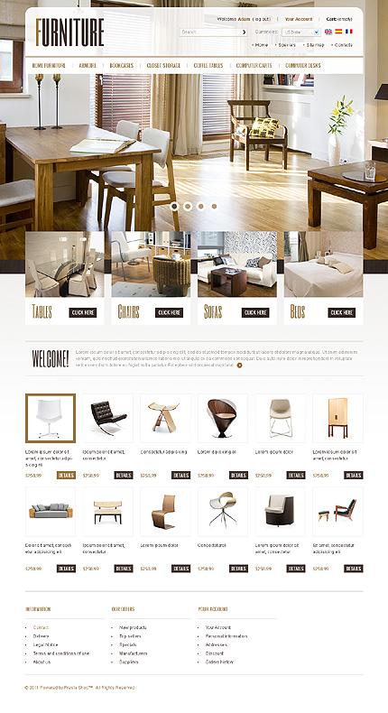 Furniture Store TMT