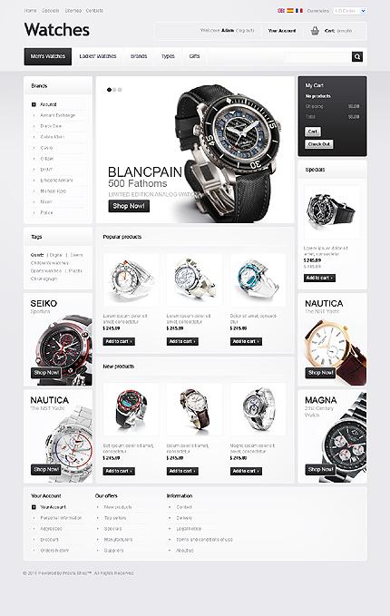 Luxury Watches TMT