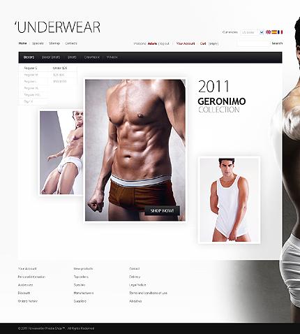 Men's Underwear Online TMT