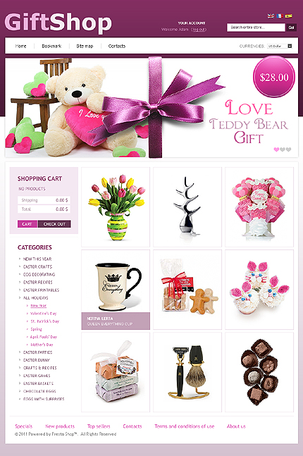 Presents&Gifts TMT