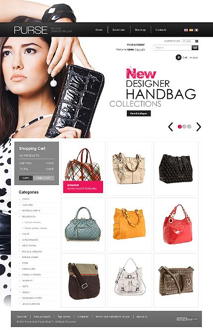 Pretty Handbags TMT