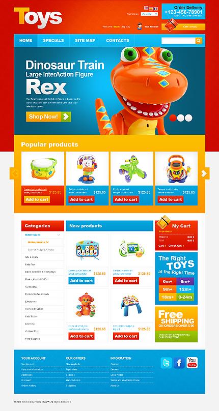 Toys Online TMT