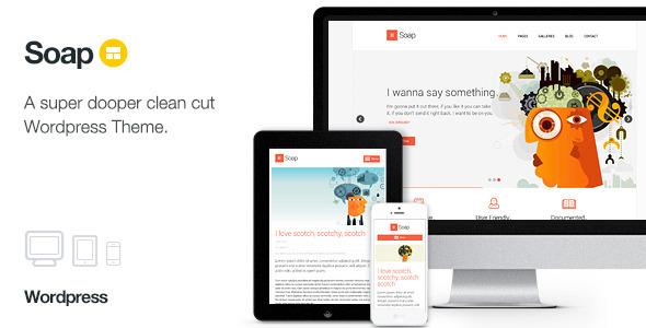 Soap - Creative Business Portfolio