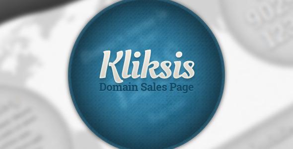 Kliksis Domain   TForest SiteTemplates