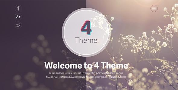 4 theme  TForestPSDTemplates